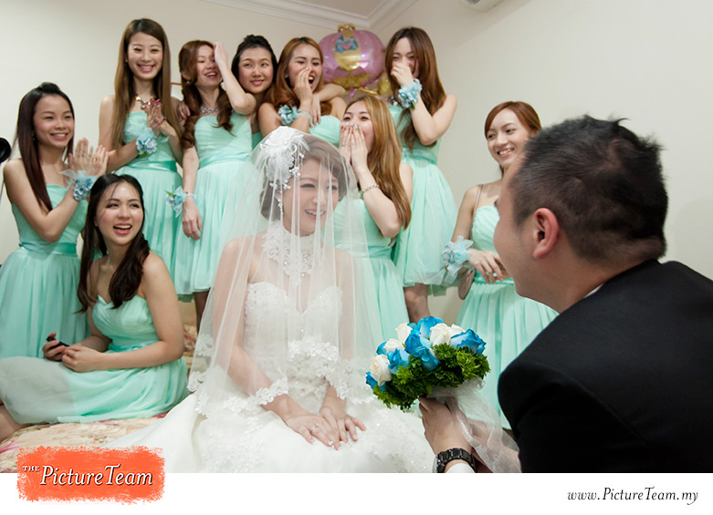 Wedding Photographer Kuala Lumpur Picture Team